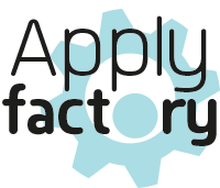 Apply factory Logo